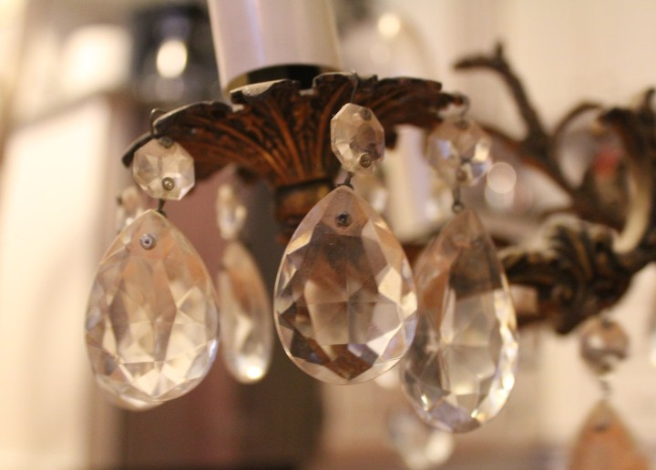 chandelier chrystal