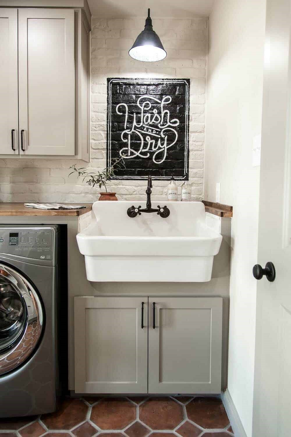 utility sink whimsy
