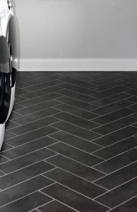 black-herringbone-laundry-floors